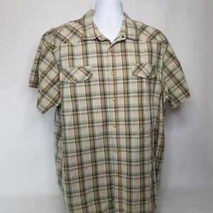 Northwest Territory Short Sleeve Western Shirt
